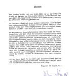 Reference - ambasador SRN 2011